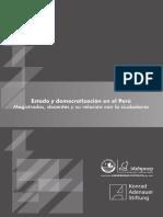 Estado y Democratizacion en El Peru-final