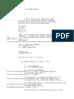 Leitura de Arquivo EXCEL Em C#