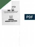 1,993-1,994Memoria Consultas Populares y Elección de Diputados 1,994, TSE Guatemala