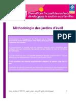 Guide Methodologique CNAF