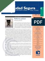 Flacso Ecuador Ciudad_segura4 Reforma Policial