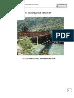 Hidrología Del Puente Pavayoc Modificada Limpio