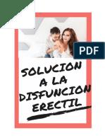 Solucion a La Disfuncion Erectil