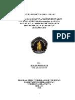 Proposal Judul