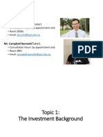 Topic 1_Investment Background