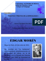 Presentación Edgar Morín