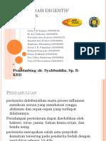 PPT Lapkas Digestif