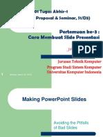 03 Membuat Slide Presentasi PPS