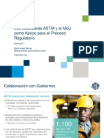 Day 1 Session 4 Spanish - Simple Ways to Adopt ASTM Standards- Maria Isabel Barrios_ASTM