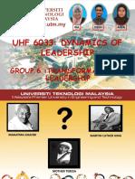 Transformational Leadrship 2