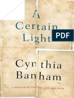 A Certain Light Chapter Sampler
