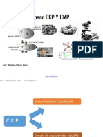 Sensor Ckp y Cmp Clase