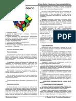 AGENTE PF 2014 - RAciocínio Lógico