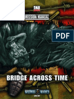 Weird War II Mission Manual Bridge Across Time