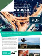 5G 4G-LTE Workshop Conference 2018