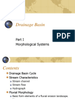 Drainage Basin - Morphological
