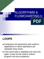 Algorithms and Flowcharts 2