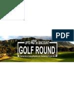 Golf Round1