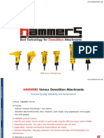 2011 HAMMMERS E-catalog