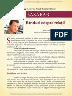 Anatol Basarab - 2 Randuri Despre Relatii