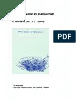[Henk Tennekes, John L. Lumley] a First Course in (BookFi)