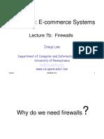 Firewalls (1)