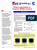 TCAS Bulletin No 08