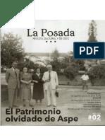 SOBRE FUENTES, LÁPIDAS Y PATRIMONIO DESTRUIDO.