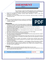 assessment-policy