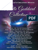 Neville Goddard Collection, 10 books Chapter by Chapter