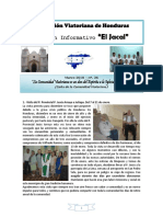 JACAL - Comunidad Viatoriana de Jutiapa (Honduras) - Nº 26 - Marzo 2018