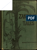 Zanzibar Tales Told by Natives of the East Coast of Africa by Bobbett and Bateman