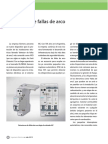 Ie278 Siemens Detectores de Fallas de Arco