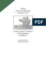 Combat Trauma Treatment and Management