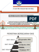Implementasi Program SKS Di SMA