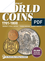 World Coins 1701-1800