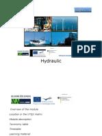 Moduldokumentation Hydraulics