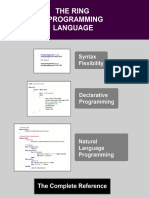The Ring programming language version 1.5.3 book - Part 1 of 184