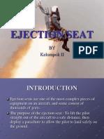 Ejection Seat Kelompok II