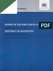 Le Mauricien - Le rapport complet de l'Audit 2016-2017