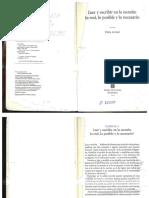 Delia Lerner - Leer y escribir en la escuela -  Lo real, lo posible, lo necesario (46 hojas).pdf