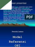Konsep Jaringan Komputer OSI Layer