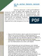 Historique de Systéme Bancaire Marocain b