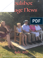 Poulshot Village News - July 2017