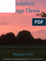 Poulshot Village News - August 2017