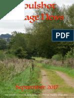 Poulshot Village News - September 2017