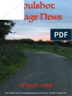 Poulshot Village News - March 2018