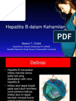 4. Hepatitis B in Pregnancy