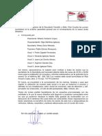 Carta Socios- Inicio de Actividad