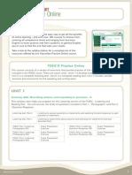 TOEIC® Practice Online